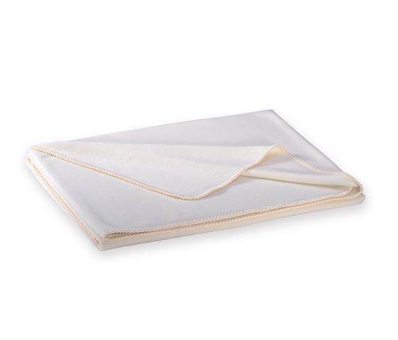 Susanna blanket chalk by Steiner | Plaids / Blankets