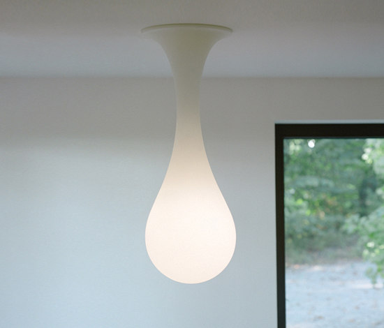 Liquid Light Drop 1 Ceiling light de next | Lámparas de techo