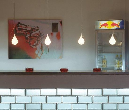 Liquid Light Drop 2 xs single Mini pendant light de next | Iluminación general