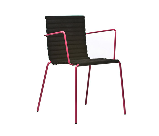 Rib WA by Johanson | Visitors chairs / Side chairs