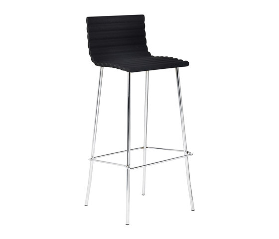 Rib BS 65 by Johanson | Bar stools