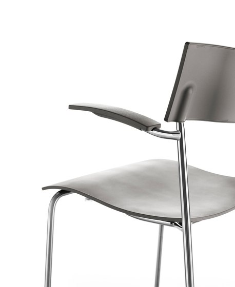 Campus Air Armchair by Lammhults | Visitors chairs / Side chairs
