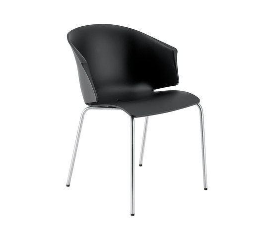 Grace 410 by PEDRALI | Restaurant chairs