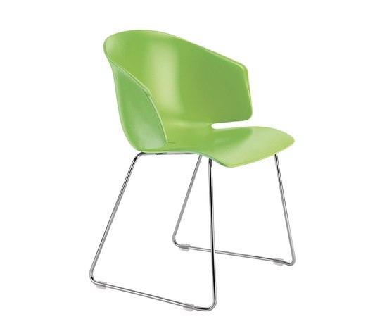 Grace 411 by PEDRALI | Restaurant chairs