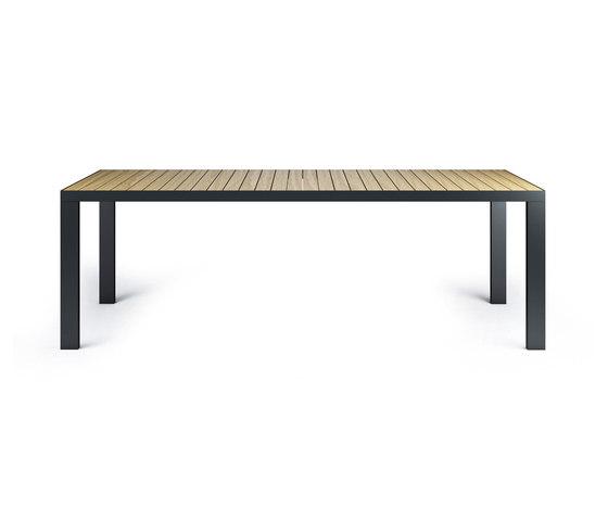 Garden Furniture  | Dinnertable 160/220 de Röshults | Tables de repas