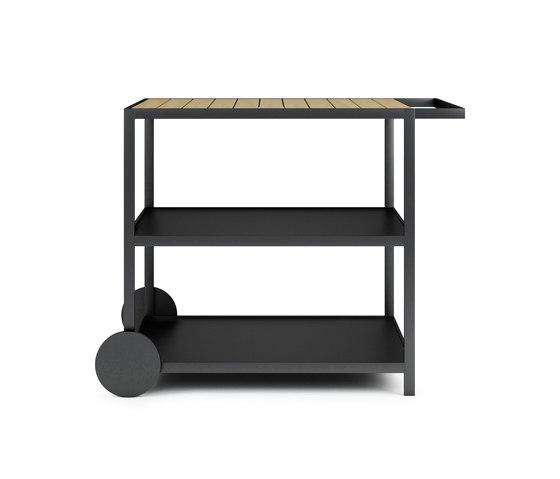 Garden Kitchen | Trolley de Röshults | Kitchen trolleys