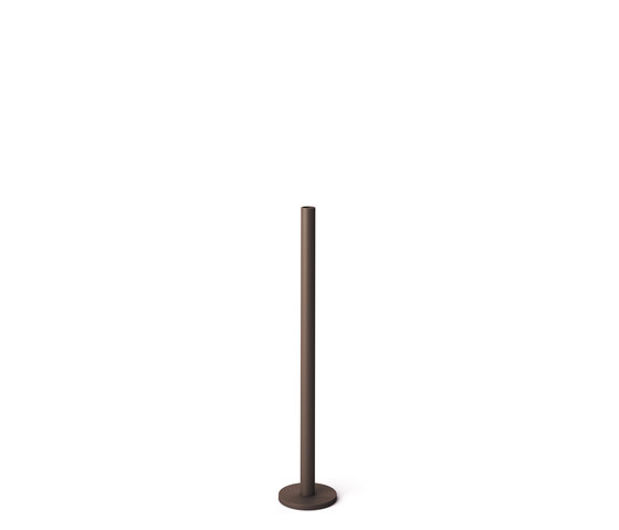 LO Table Candlestick Antracite 50 by Röshults | Candlesticks / Candleholder