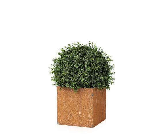 Linné 30x30 de Röshults | Macetas plantas / Jardineras