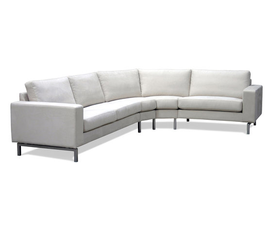 Metropole Sofa by Stouby | Modular seating systems