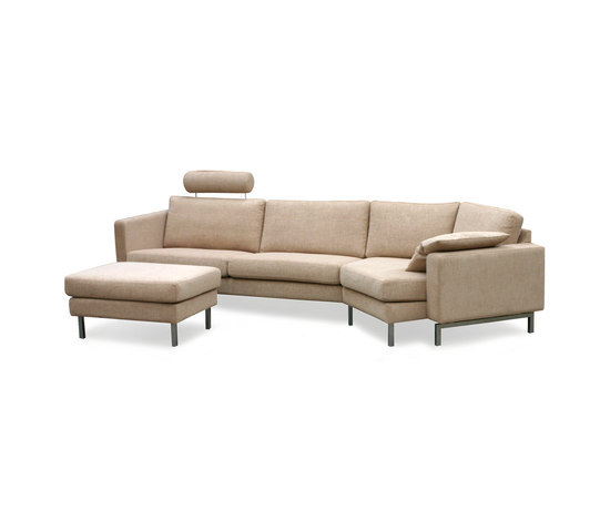 Metropole Sofa by Stouby   Modular seating systems