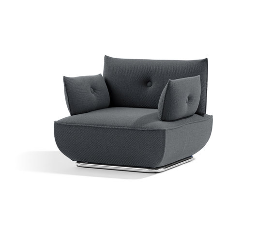 Dunder S601 by Blå Station | Lounge chairs