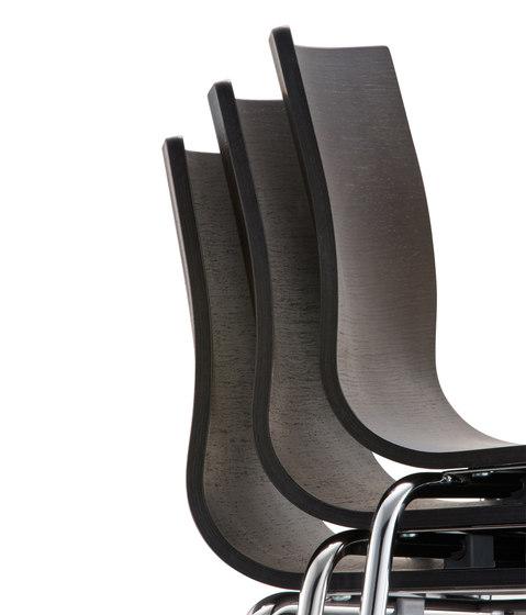 Kuadra 1336 by PEDRALI | Bar stools