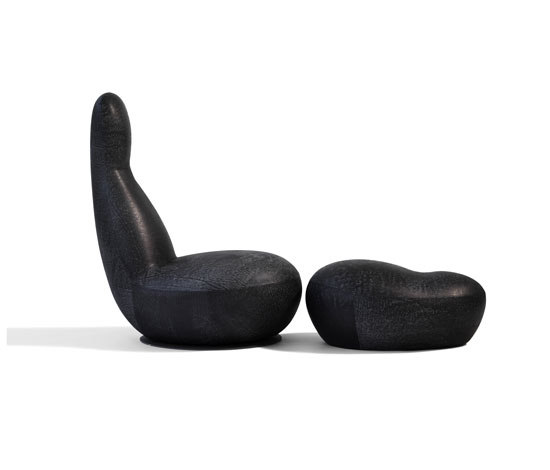 Oppo Large + Puppa by Blå Station | Lounge chairs