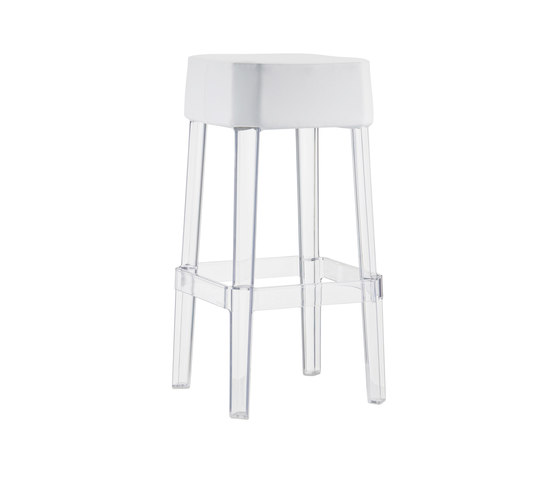Rubik 580.3* by PEDRALI | Bar stools