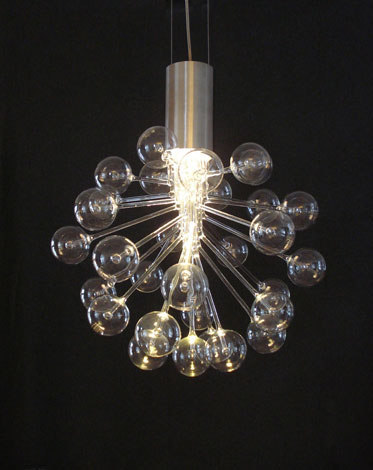Moni by Isabel Hamm | Pendant lights in glass