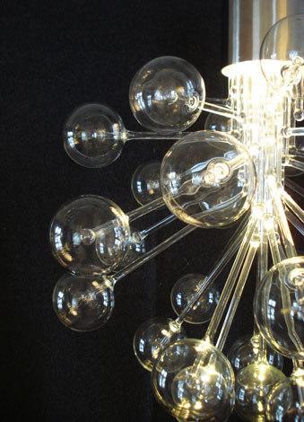 Moni von Isabel Hamm | Pendelleuchten aus Glas