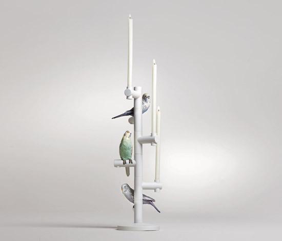 Parrot Team by Lladró | Candlesticks / Candleholder