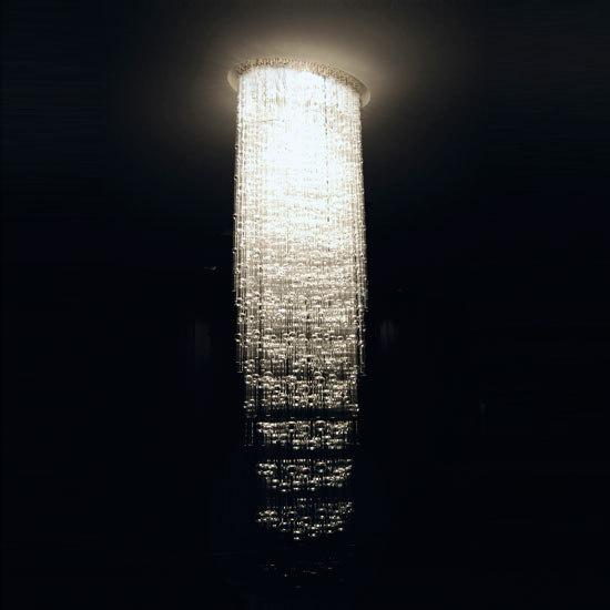 Lans von Isabel Hamm | Pendelleuchten aus Glas