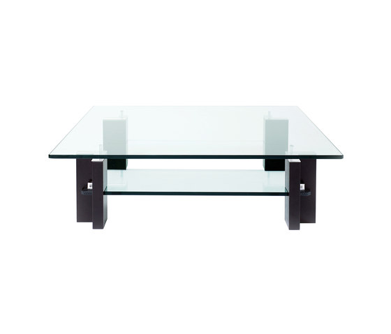 Pioneer T57D Coffee table di Ghyczy | Tavolini bassi