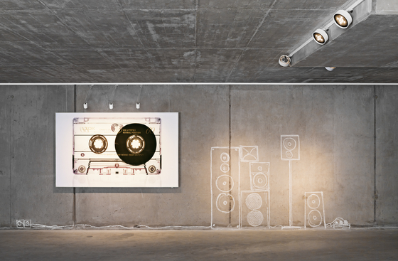 SOUND PICTURE by Buschfeld Design | Picture frames