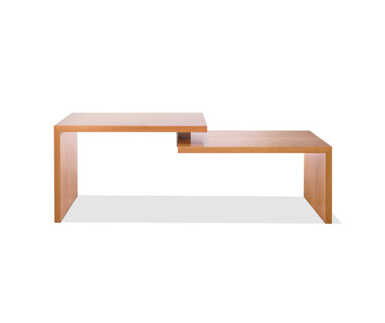 Step table by DYAD Studio | Coffee tables