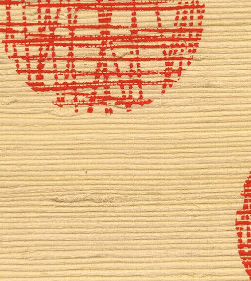 Half Max Grasscloth Grenadine di twenty2 | Carta da parati