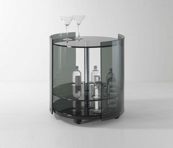 6000 Fumé von Reflex | Teewagen / Barwagen