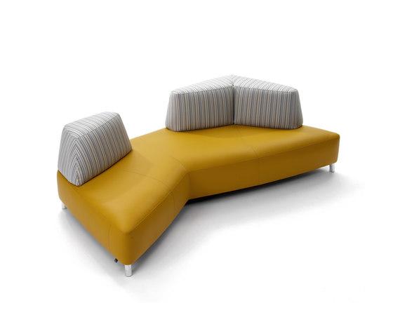 Archipel Sofa by Leolux | Lounge sofas