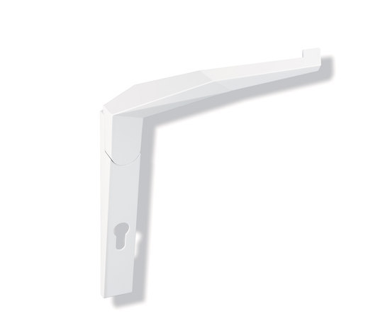 Standard door fittings design 127 di HEWI | Set di maniglie