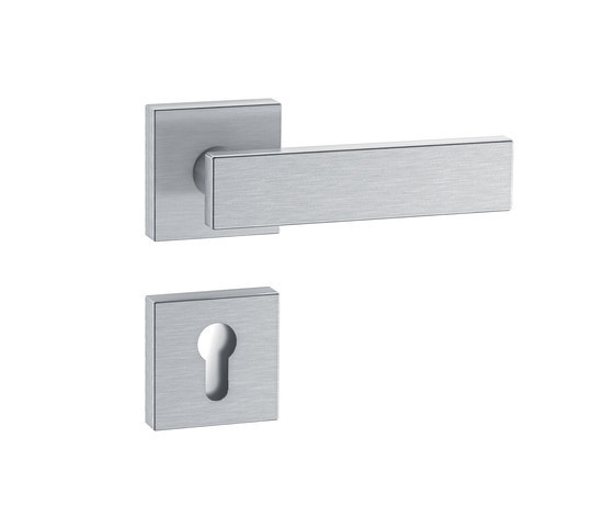 Standard door fittings design 185X by HEWI | Handle sets