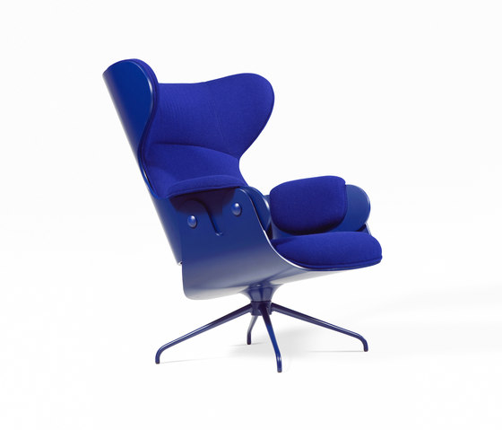 Lounger by BD Barcelona | Armchairs