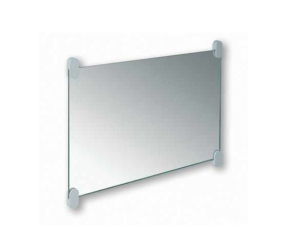 Plate glass mirror by HEWI | Wall mirrors