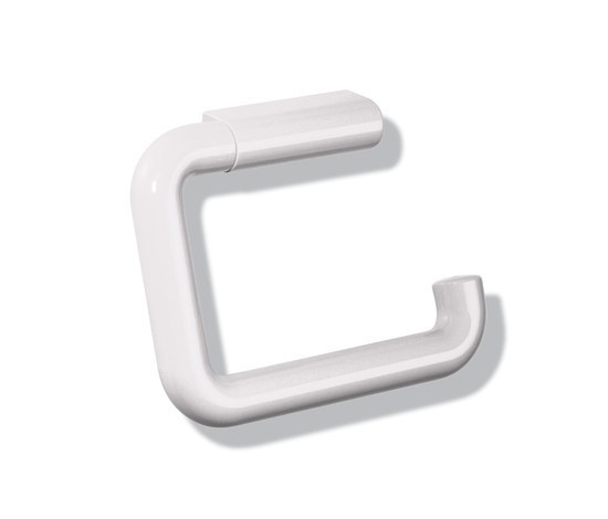 Toilet roll holder by HEWI   Paper roll holders