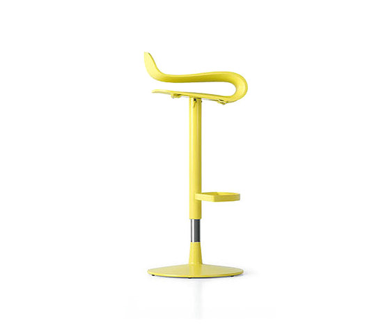 BCN Adjustable stool by Kristalia | Bar stools