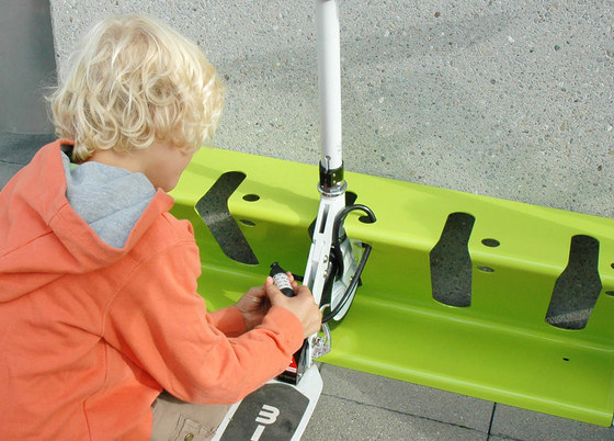 KickboardZ by BURRI | Bicycle stands