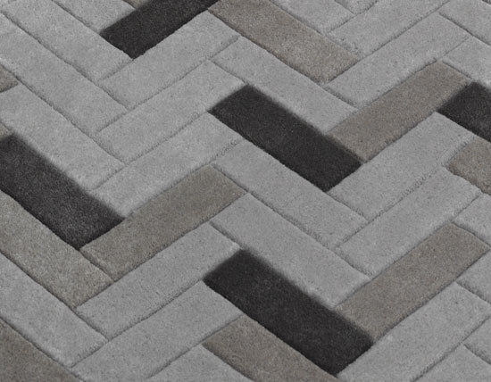 Parquet Carpet by a-carpet | Rugs / Designer rugs