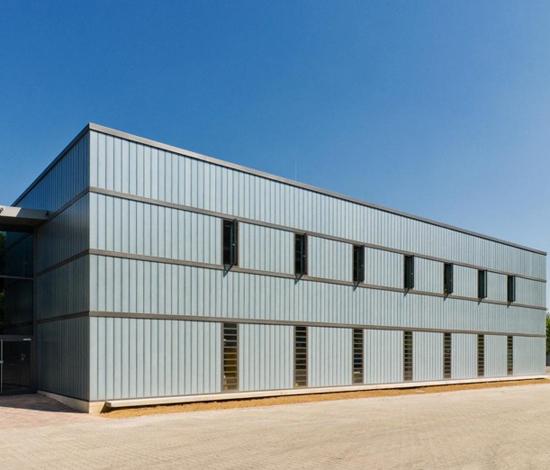 TIMax GL von Wacotech | Fassadenbekleidungen