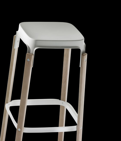 Steelwood Stool by Magis | Bar stools