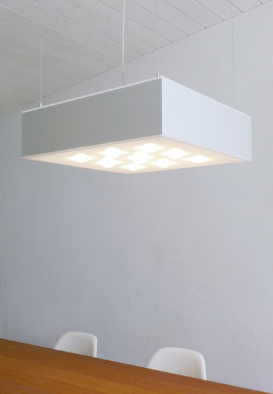 Cubo Massimo 1 by luce² | General lighting