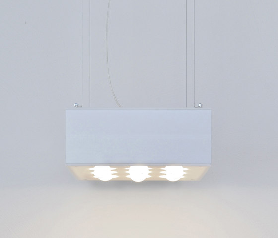 Cubo Medio 1 by luce² | General lighting