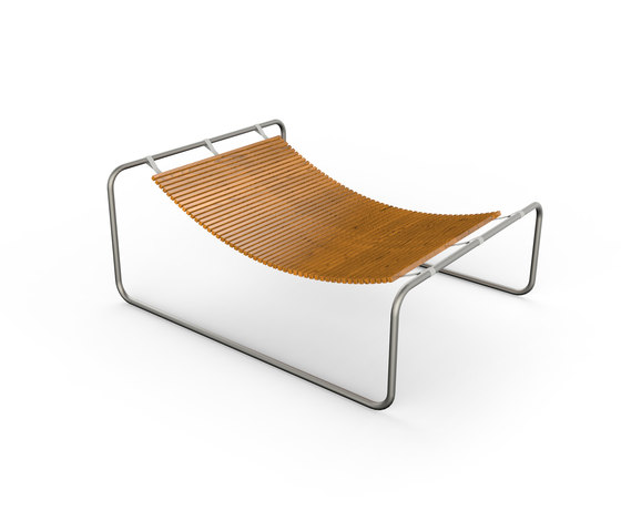 Home Hanging Sun Lounger by Viteo | Hammocks