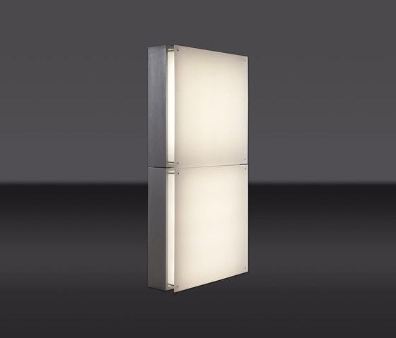 Quadro 625 di luce² | Lampade da parete in alluminio
