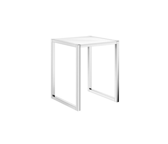 Stool | 100.51.30041 by HEWI | Bath stools / benches