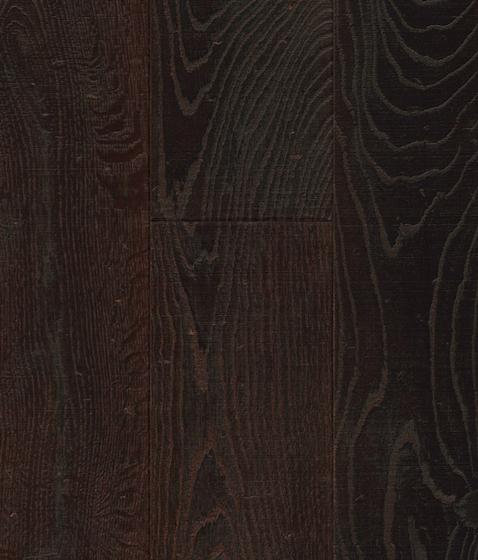 Hardwood Oak dark rustic by Admonter Holzindustrie AG | Wood flooring