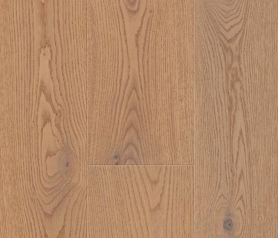 FLOORs Latifoglie Rovere Mountain bianco basic di Admonter Holzindustrie AG | Pavimenti legno