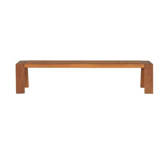 Solo Bench by Viteo | Garden benches