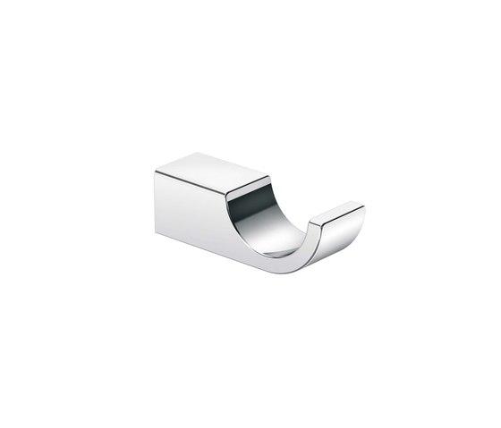 Hook | 800.90.01040 by HEWI | Towel rails