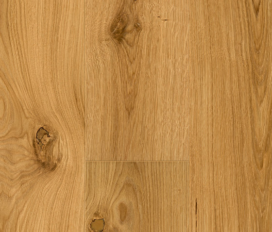 Hardwood Oak naturelle by Admonter | Wood flooring