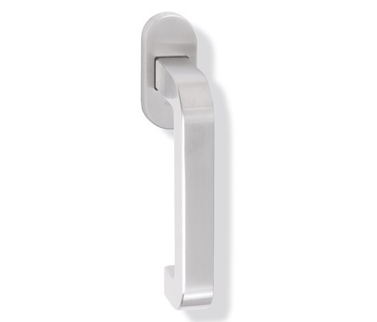 Window handle design 211XAFG.1 by HEWI | Lever window handles