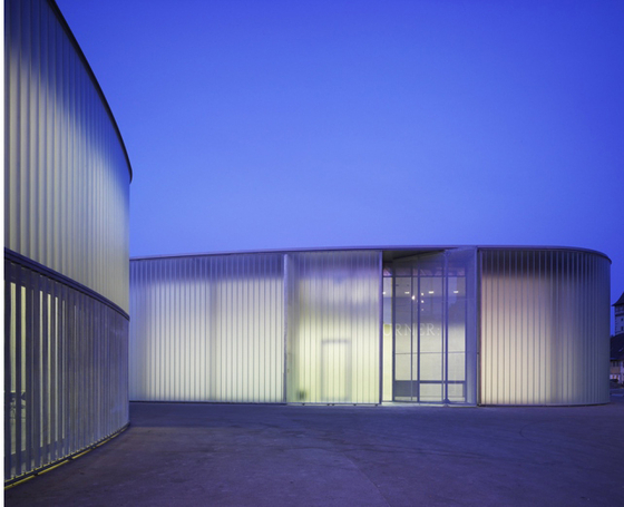 TIMax LT von Wacotech | Fassadenbekleidungen